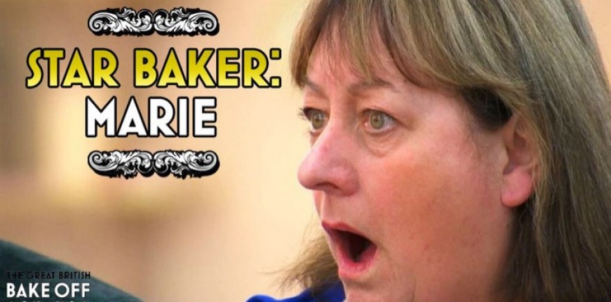 Great british bake off episode 1