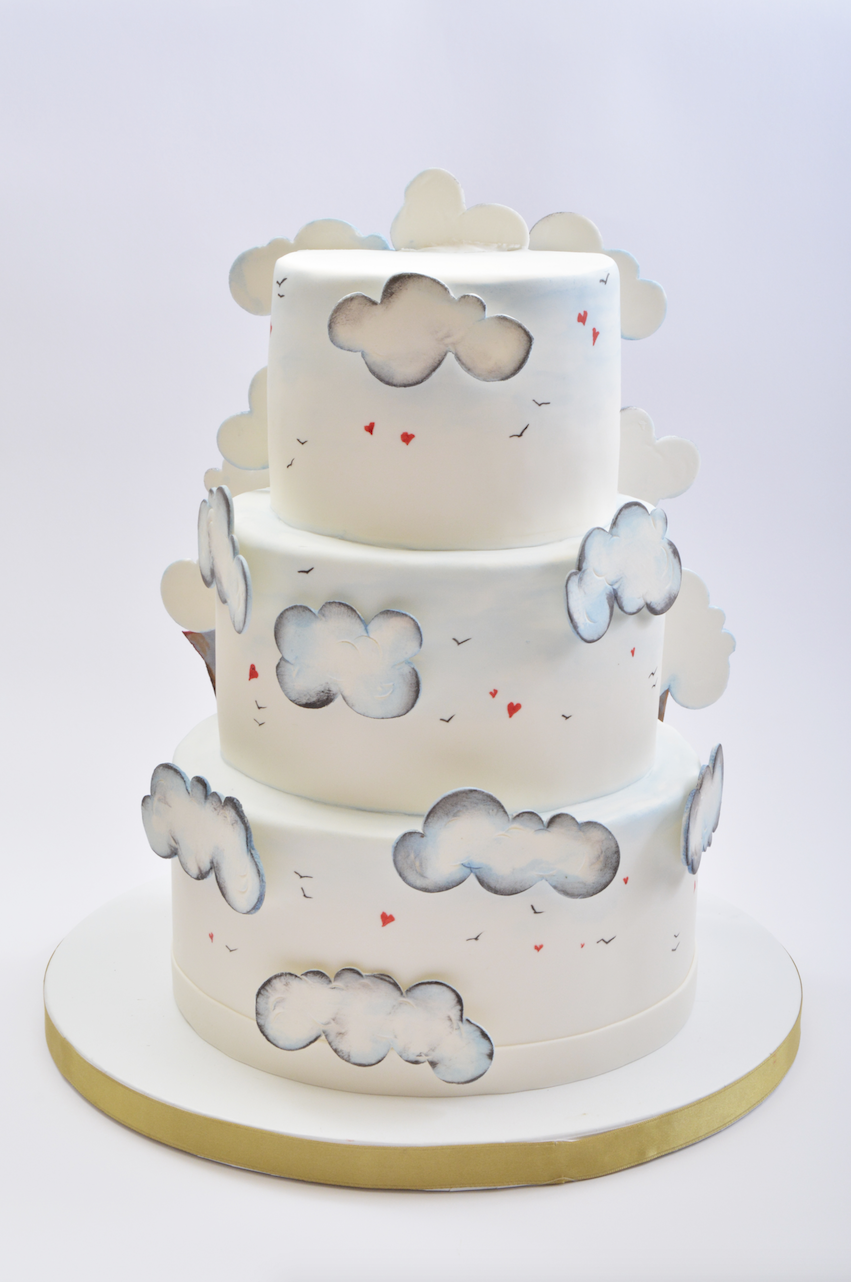 Wedding Cake Tutorial Cake Masters Magazine