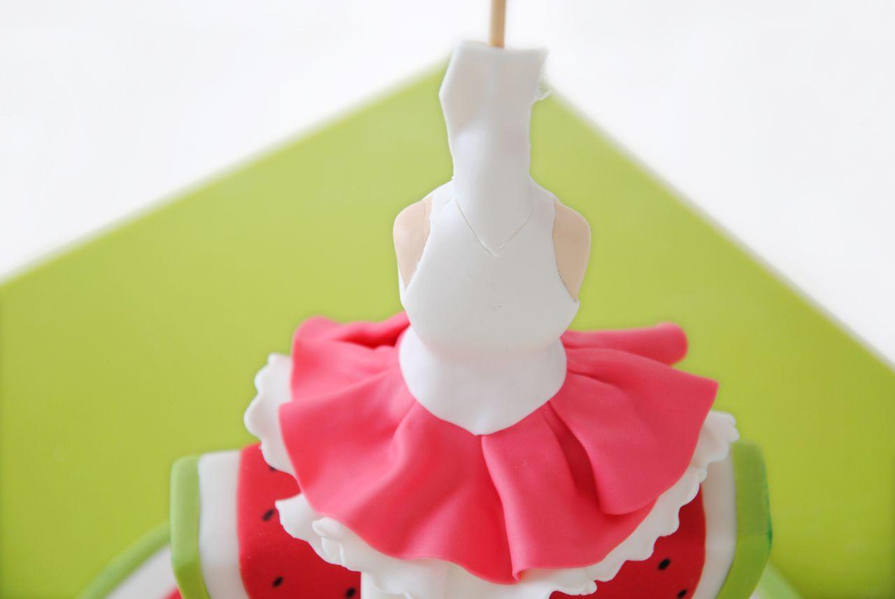 Watermelon Girl Tutorial Cake Masters Magazine