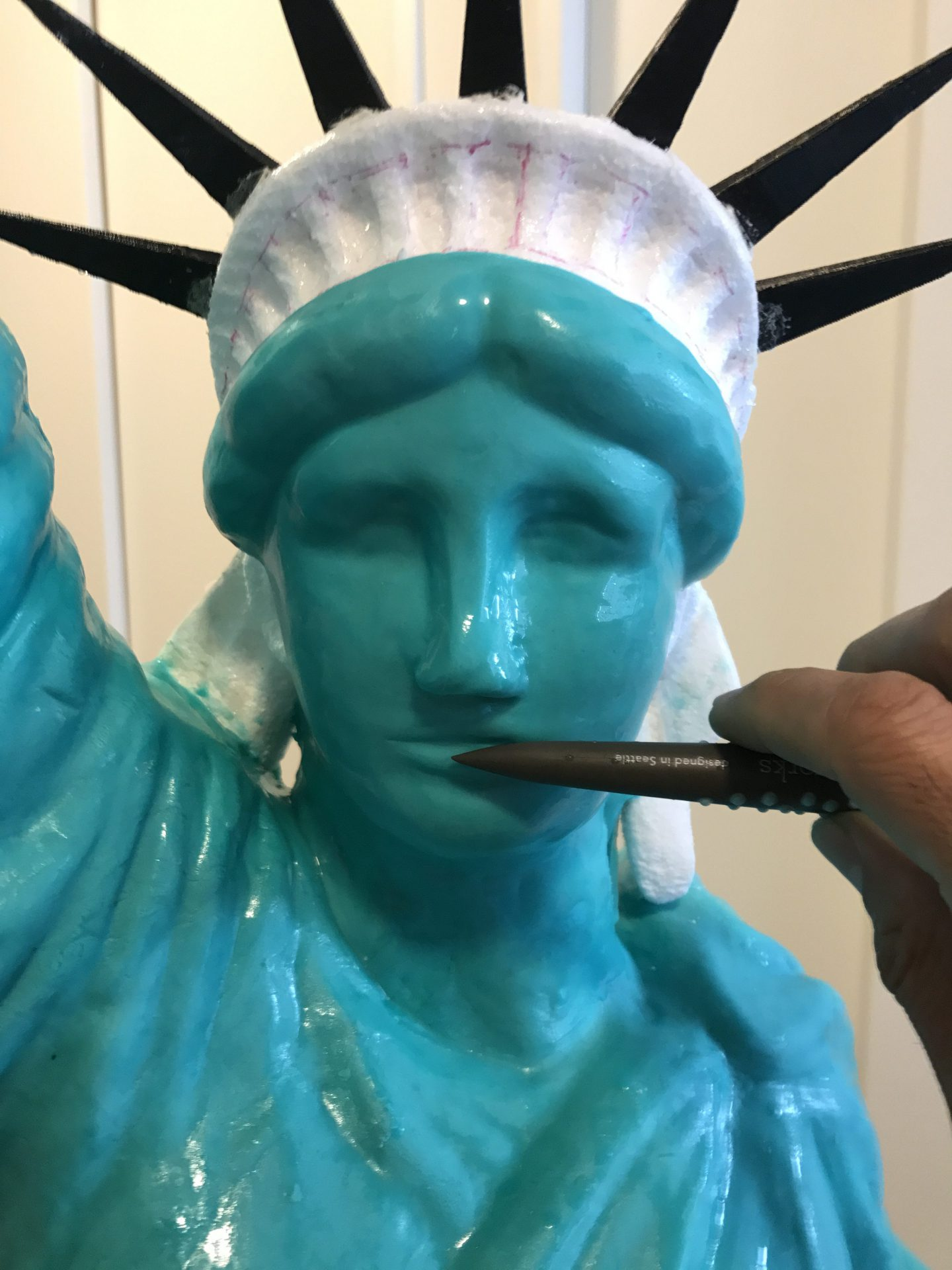 Statue of Liberty Feature