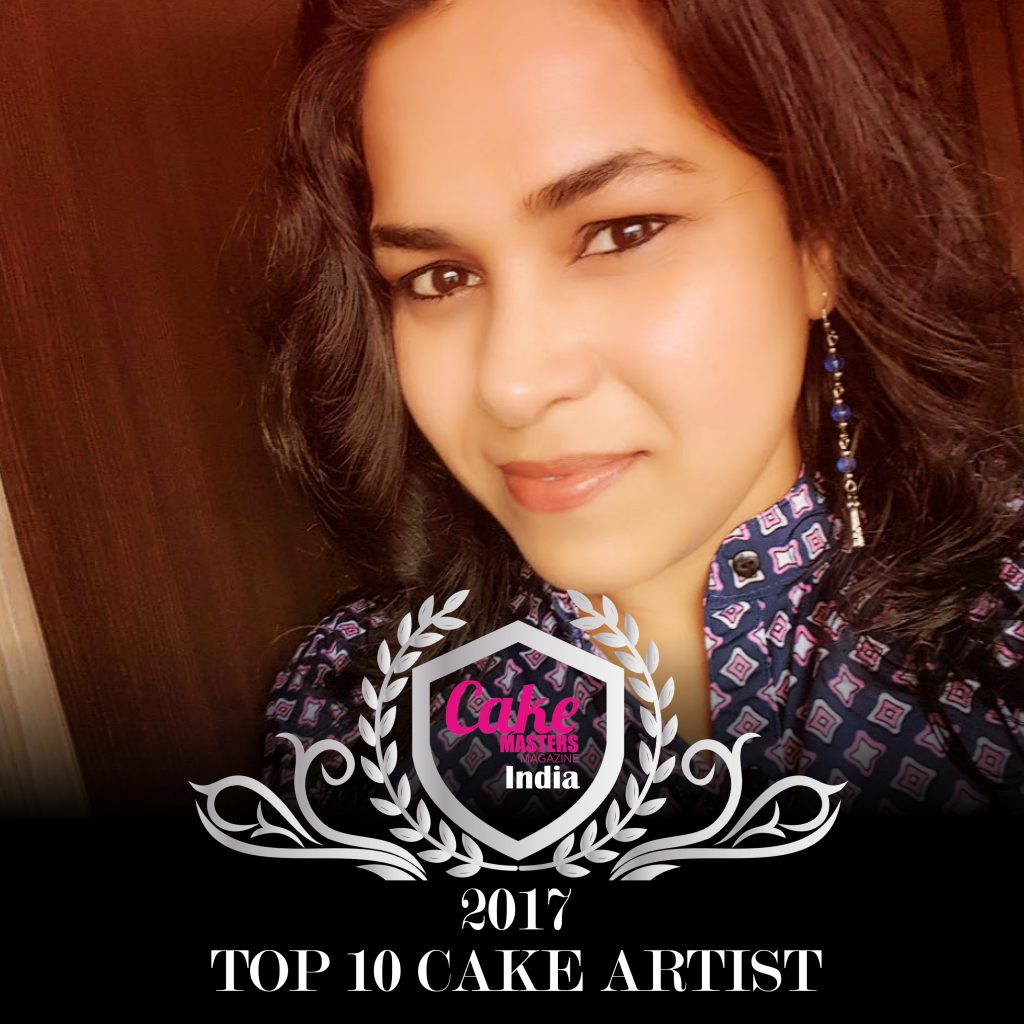 Rinku Amit Gokarn of D Cake Creations