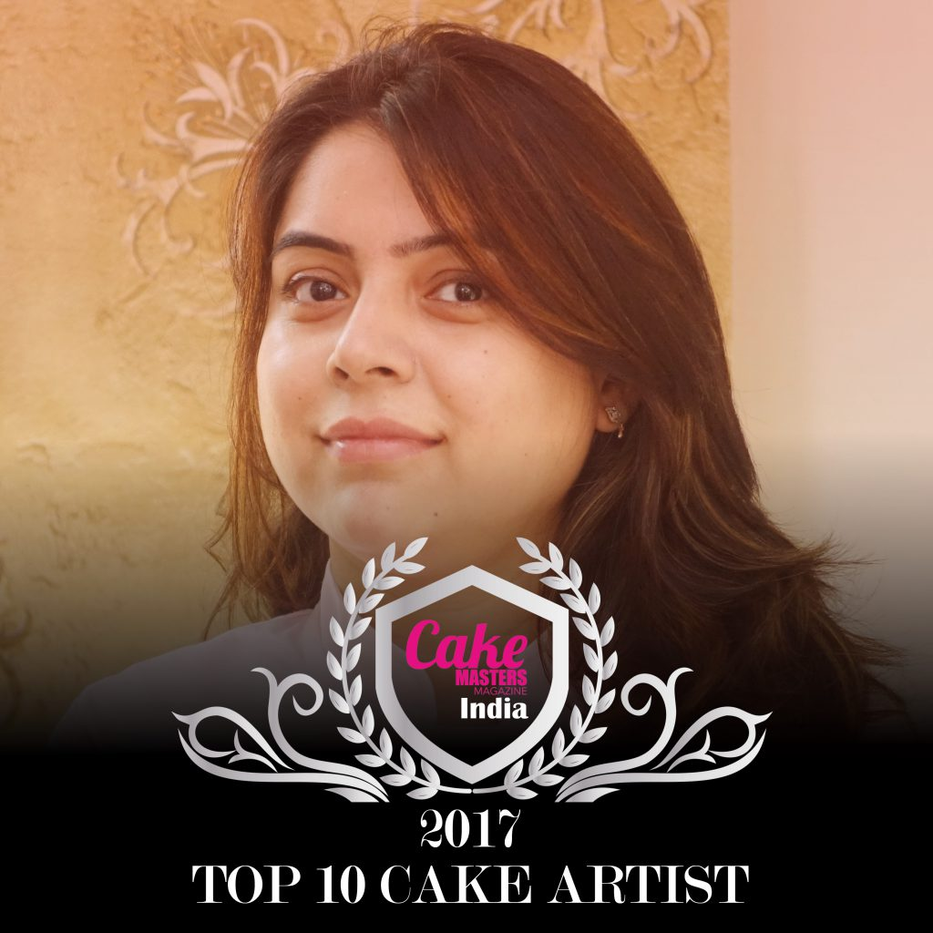 Prachi Dhabal Deb of Cake Decor India-Royal icing Art