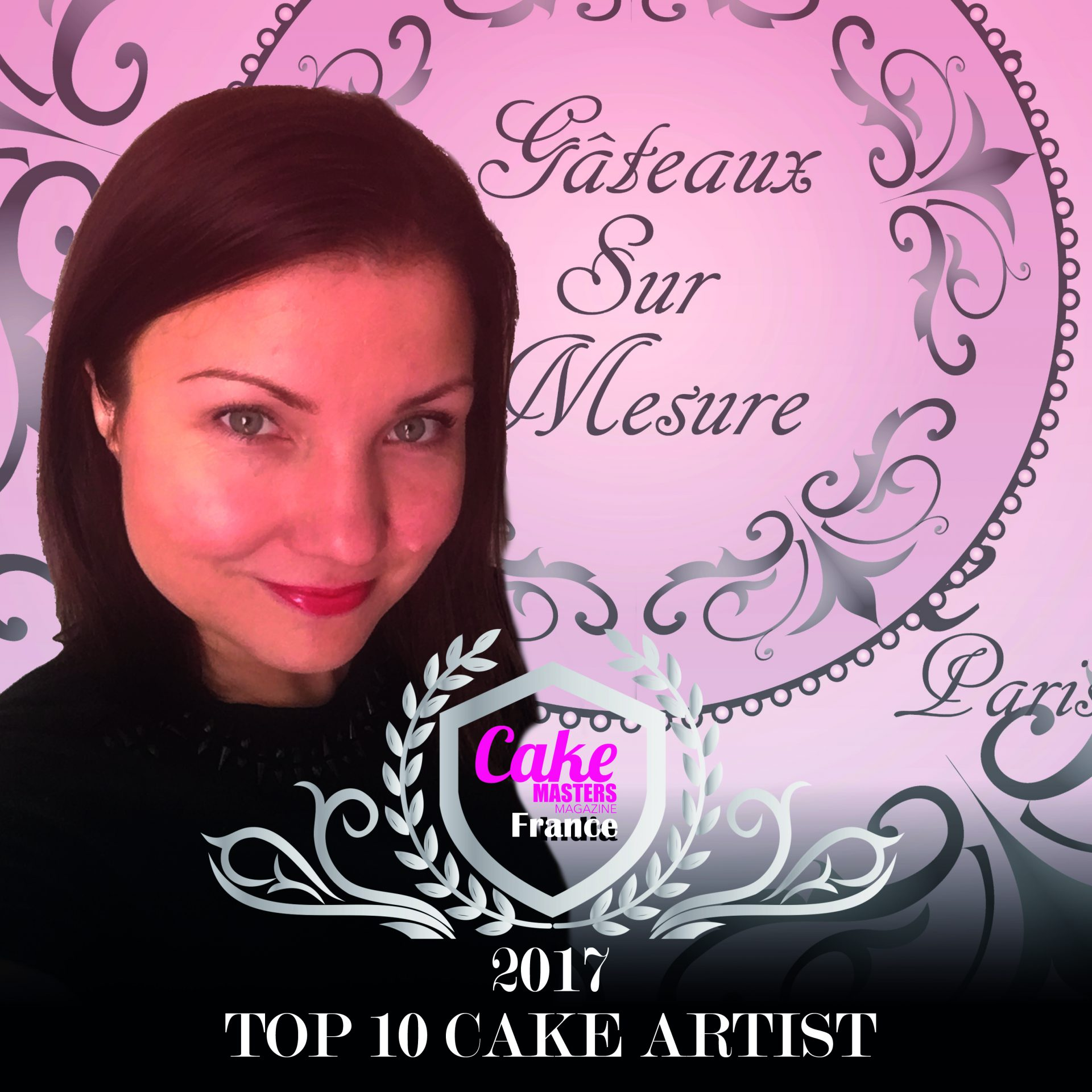 Cake Masters Magazine France Top 10 French Artist l