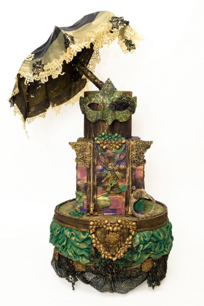 Cake Masters Magazine - Costumed Cake Tutorial