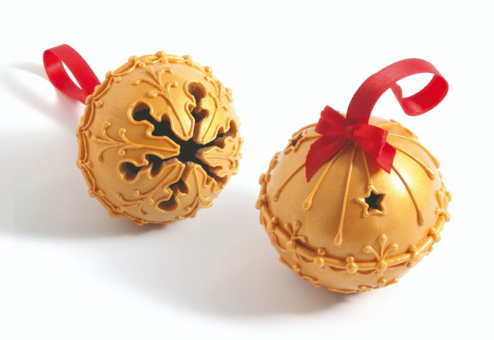 Cake Masters Magazine - Jingle Bell Cookies