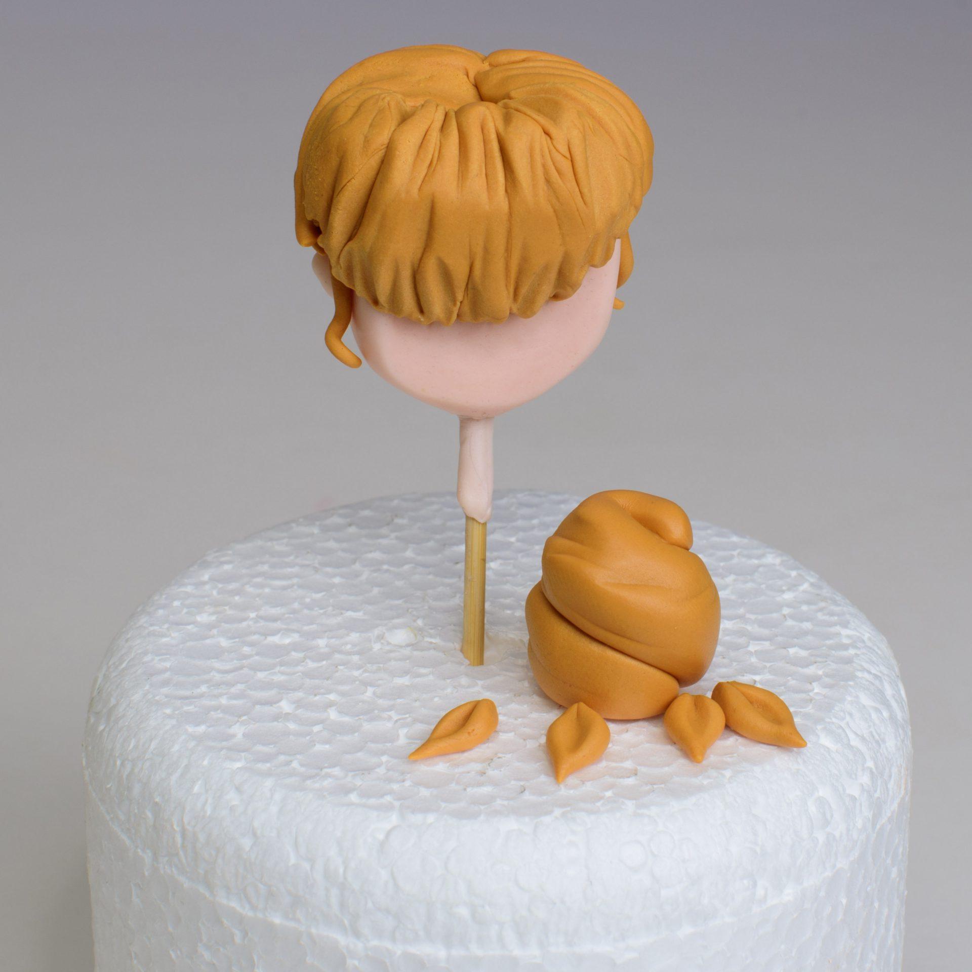 Vintage Figurine - Gareth Davies, LetThemSeeCake