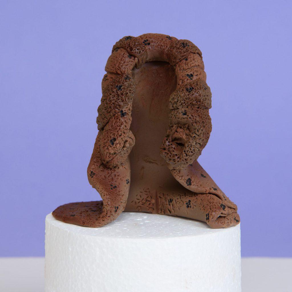 Vintage Figurine Cake