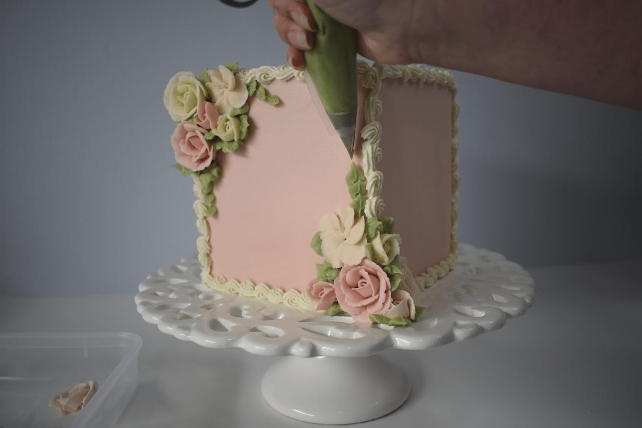 Viva la Buttercream Cake