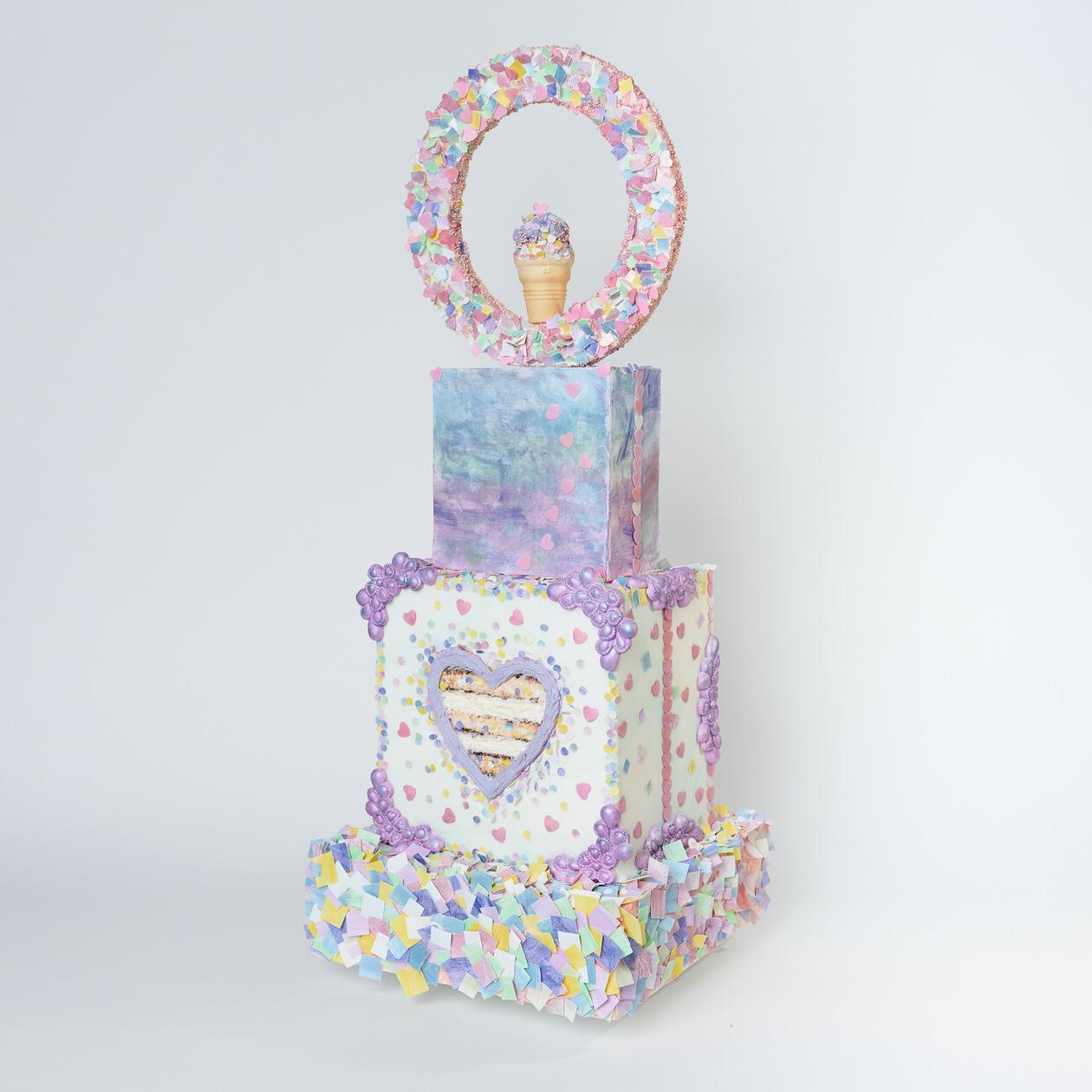 Cake! by Jennifer Riley