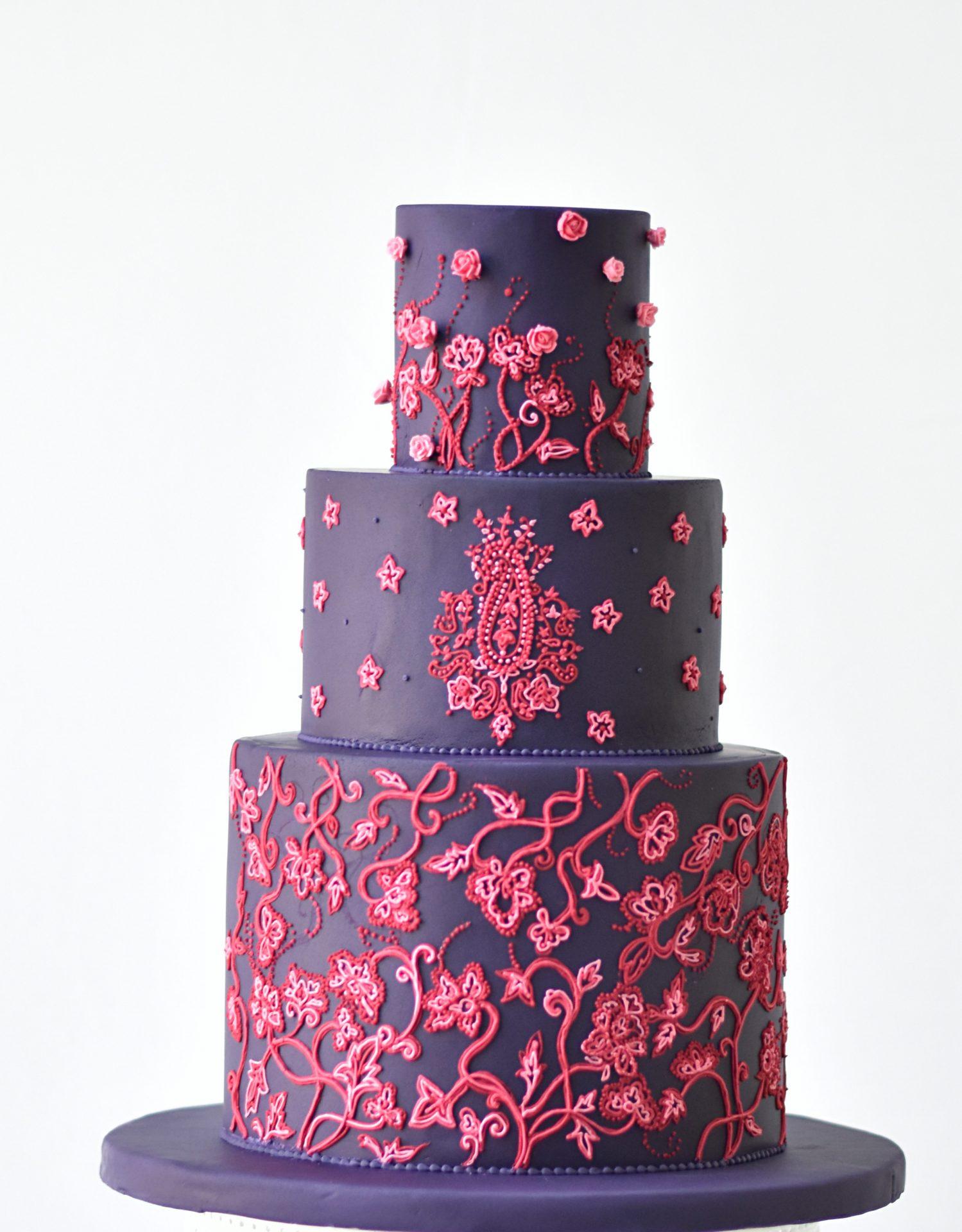 Cake Decor India- Royal Icing Art