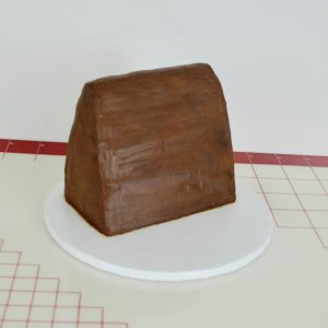 Colourful Handbag Cake