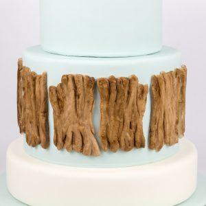 Nautical Summer Cake