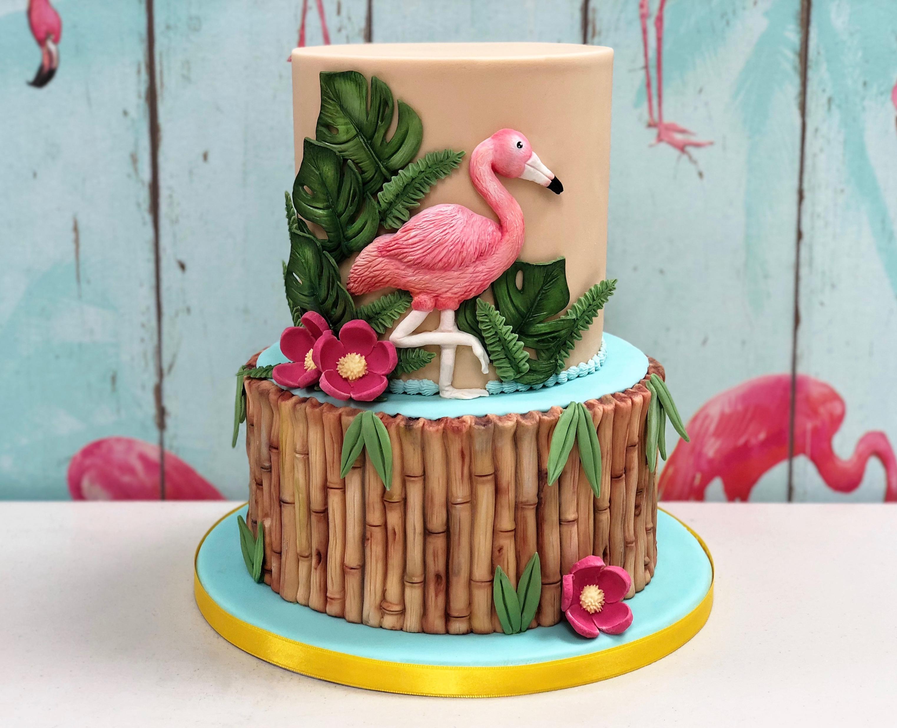 Karen Davies Tutorial Cake Masters
