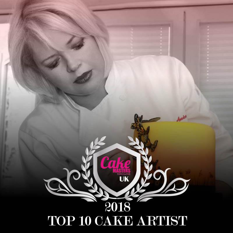 Claire Anderson - Clairella Cakes