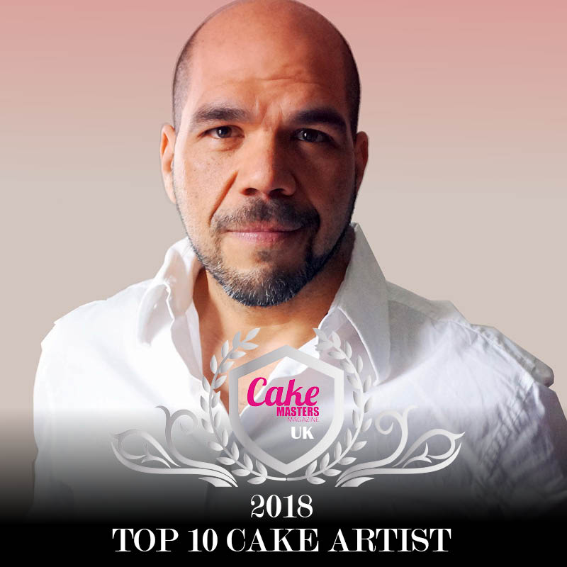 Enrique Rojas - HAVE+SOME+CAKE by Enrique
