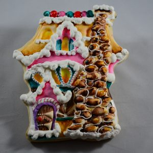Gingerbread House Cebe's Cookies