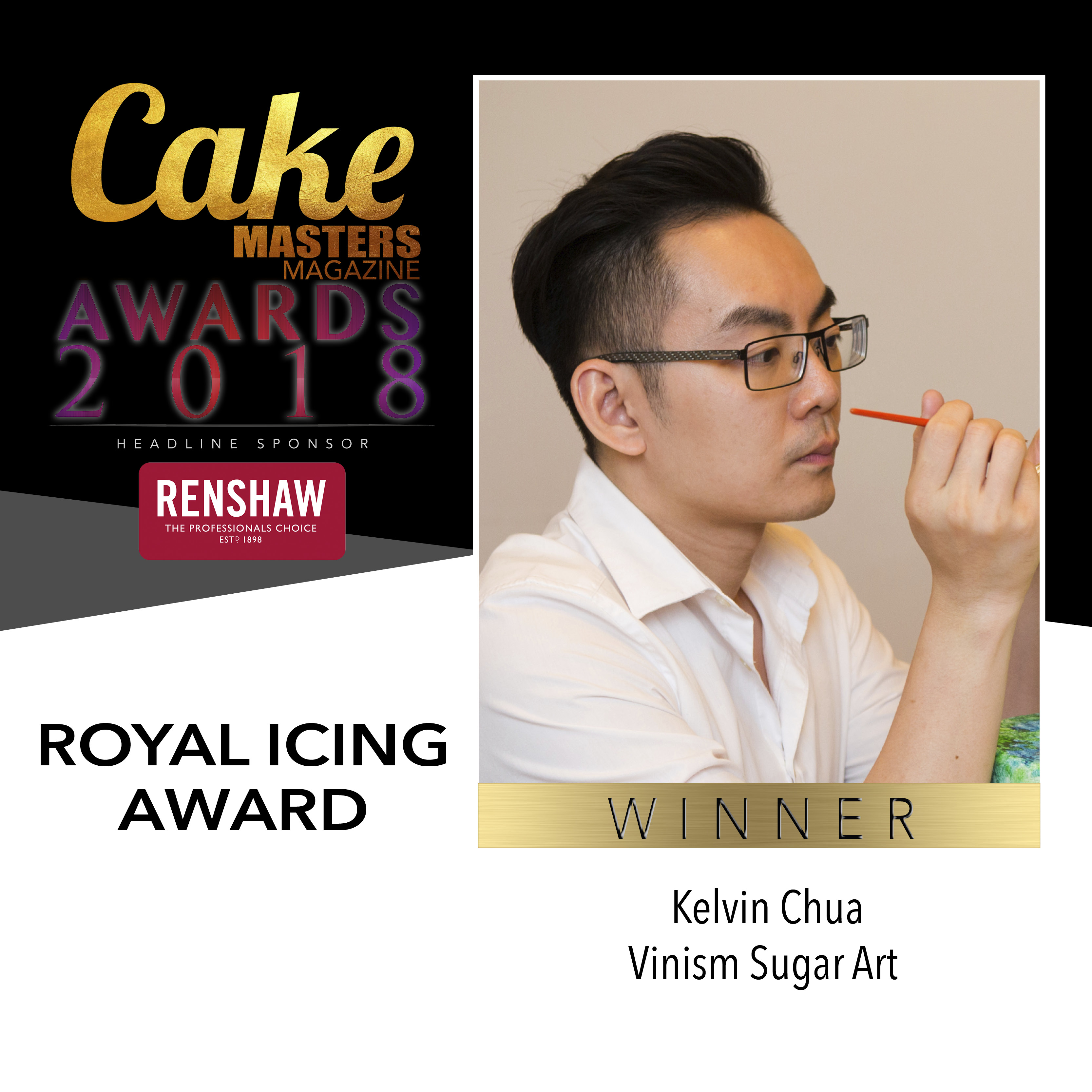 Royal Icing Award