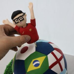 Fantastic Football Cake