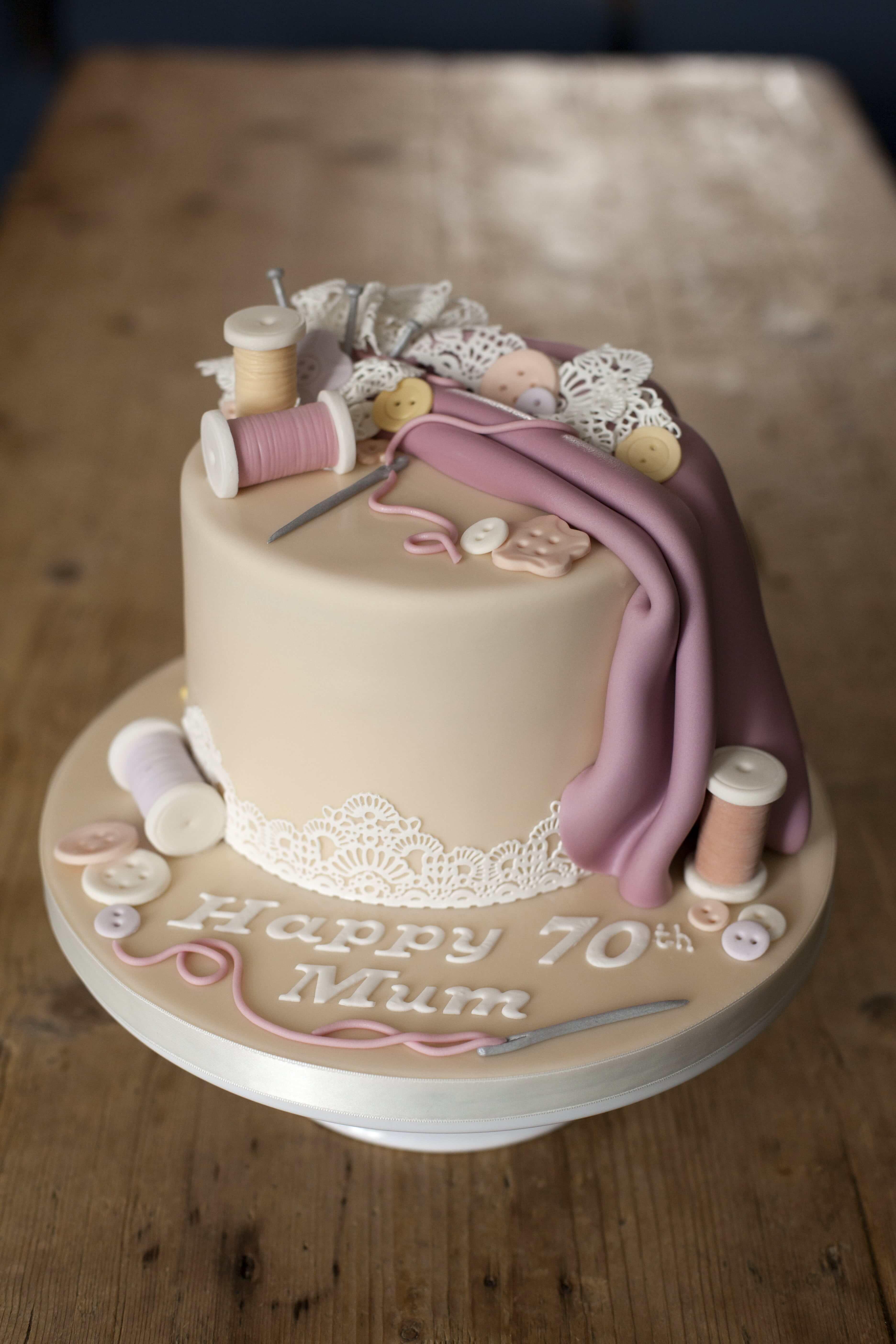 Brilliant One Tier Wonders Cake Masters Magazine Personalised Birthday Cards Epsylily Jamesorg