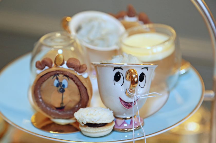 Tale as Old as Time Afternoon Tea- Cake Masters Magazine