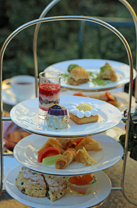 Afternoon Tea in Istanbul Cake Masters Magazine