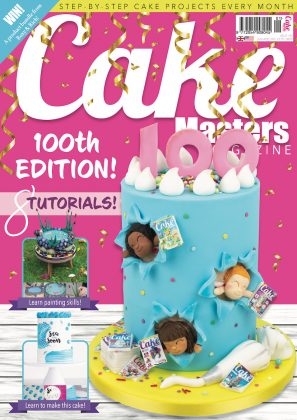 Cake decorating Jan 2021 Cake Masters