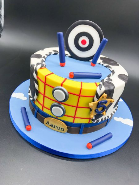 Lynsey Shankland - Cowboy Cake