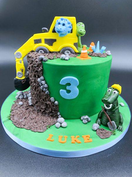Lynsey Shankland - Digger Cake