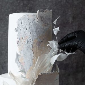 Textured Marble Wedding