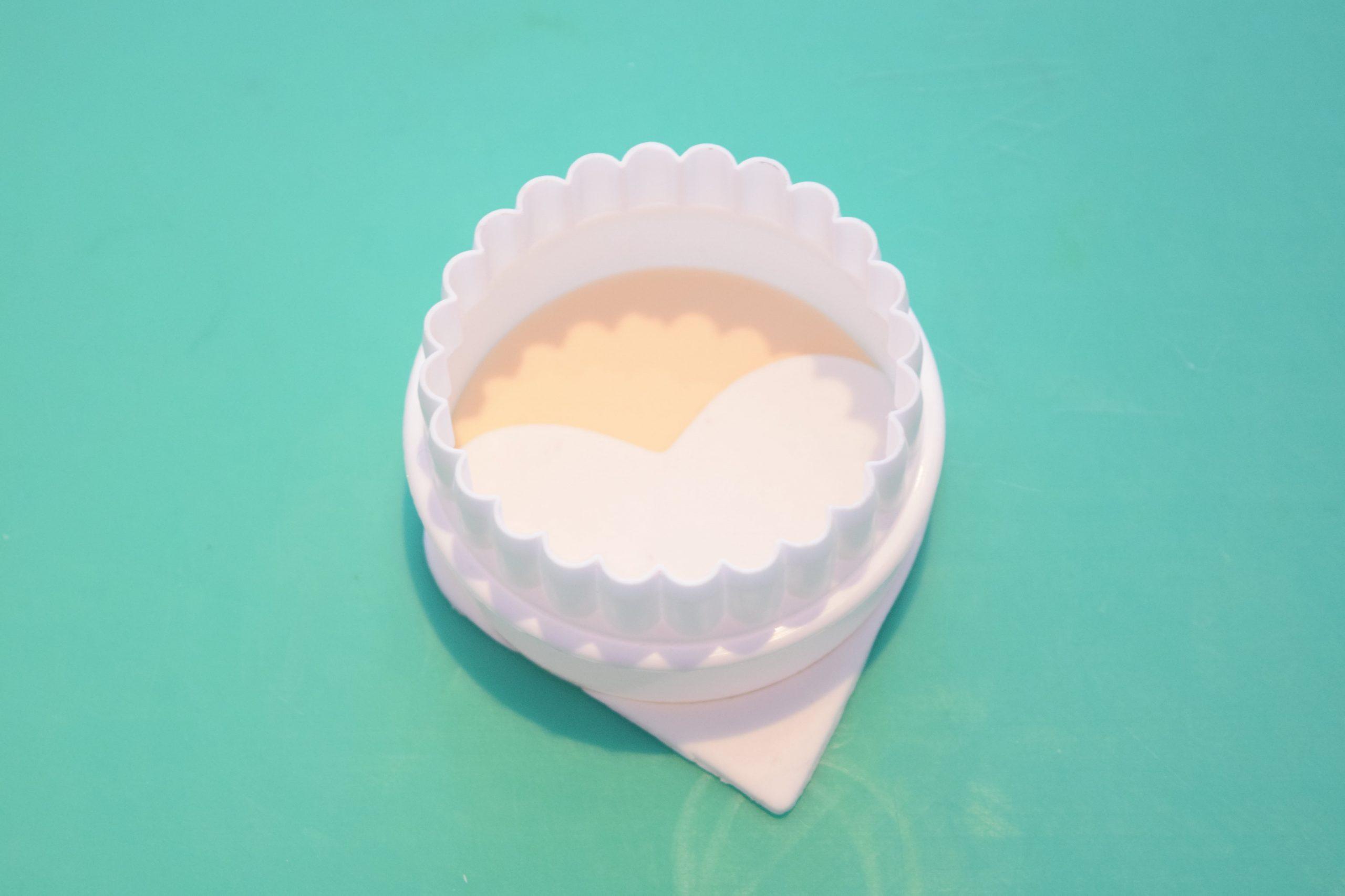 Bride & Groom Cupcake Toppers