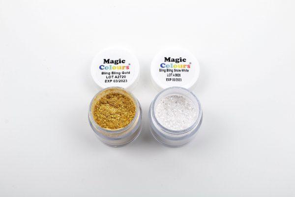 Magic Colours Bling Bling Edible Glitter