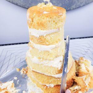 Carve the Cake