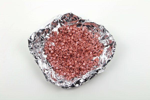 Metallic Rose Gold Lustre – Rainbow Dust