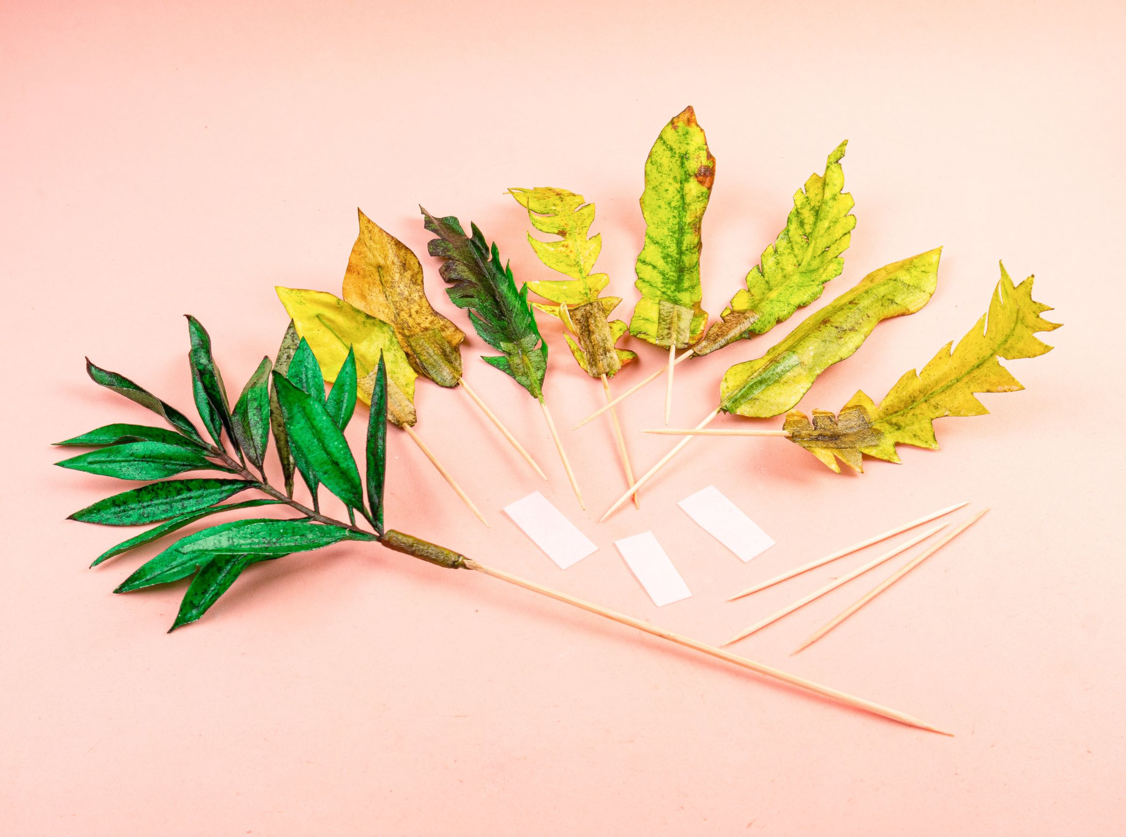 Make these Leaves