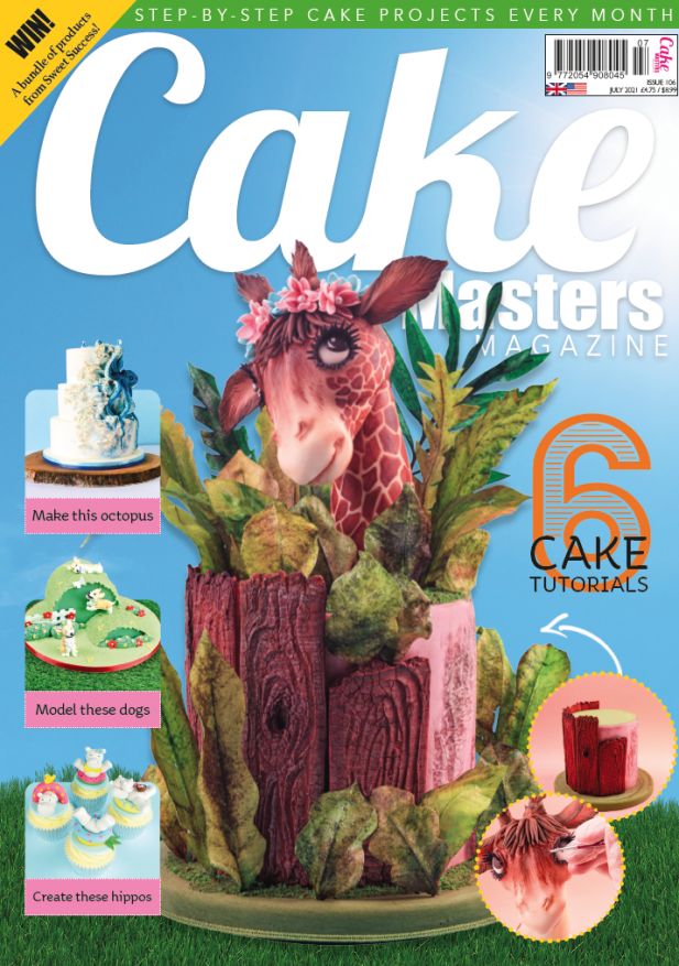 Cake Masters July 2021
