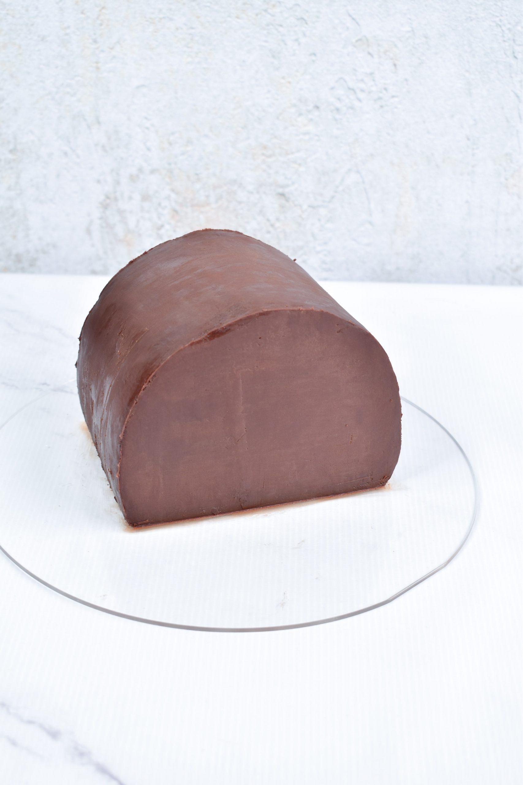 Ganache the Cake