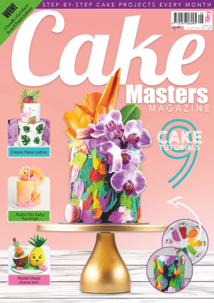 August Cake Masters Magazine