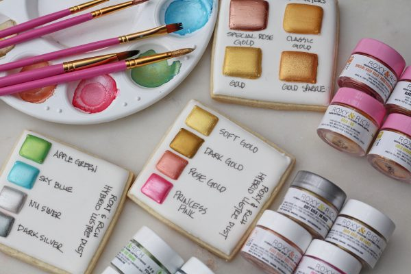 Roxy & Rich expanded their product line to offer powder dyes