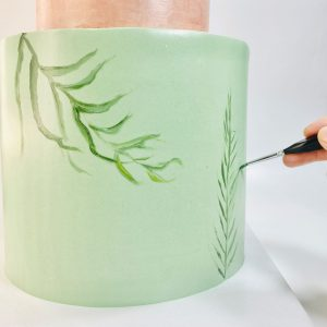 Paint using Coloured Gels
