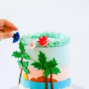 Craft Fondant Flowers
