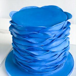 Make Waves of Sugarpaste