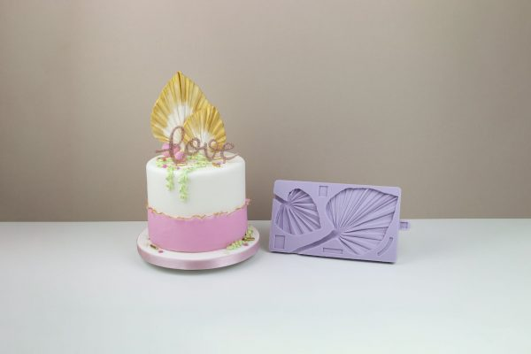 Palm Spear Mould and cake