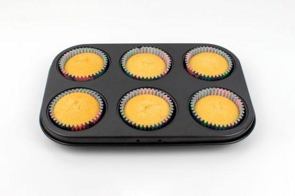 We prepared cupcakes